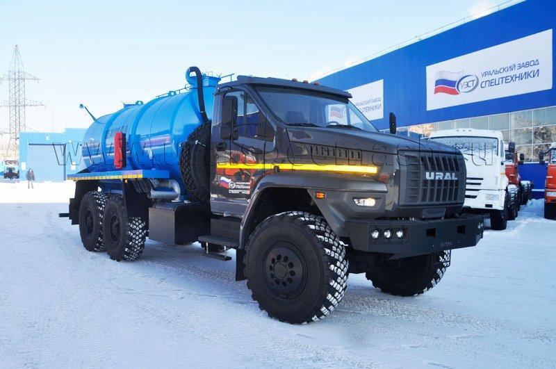 МВ-10 Урал-NEXT 4320-6952-72Е5Г38 (техвода, КО-505)