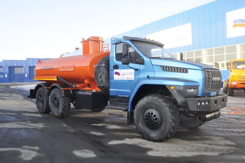 АЦН-10 Урал-NEXT 4320-6952-72Е5Г38