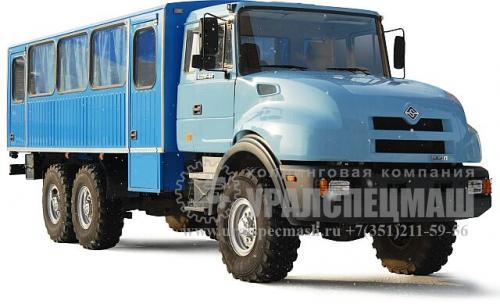 ГПА Урал 3255-0011-59