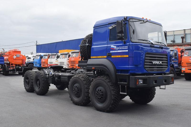 Седельный тягач УЗСТ Урал 532362-1122-70Е5