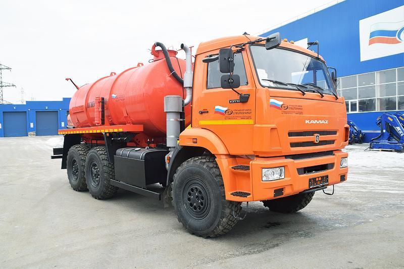 АКН-12 Камаз 6520-3020-49(B5) (КО-505)