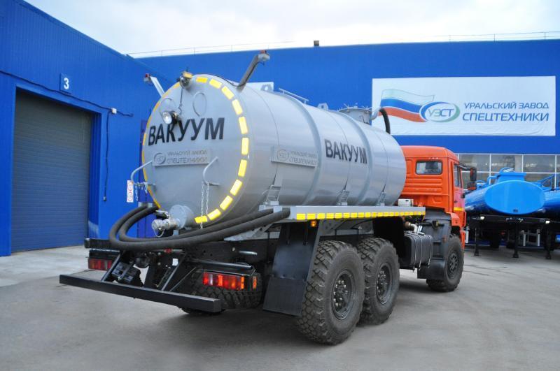 МВ-12 Камаз 6520-3020-49(B5) (КО-505)
