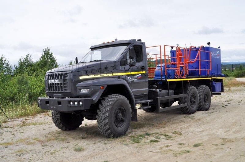Цементировочный агрегат Урал-NEXT 4320-6952-74Е5Г38
