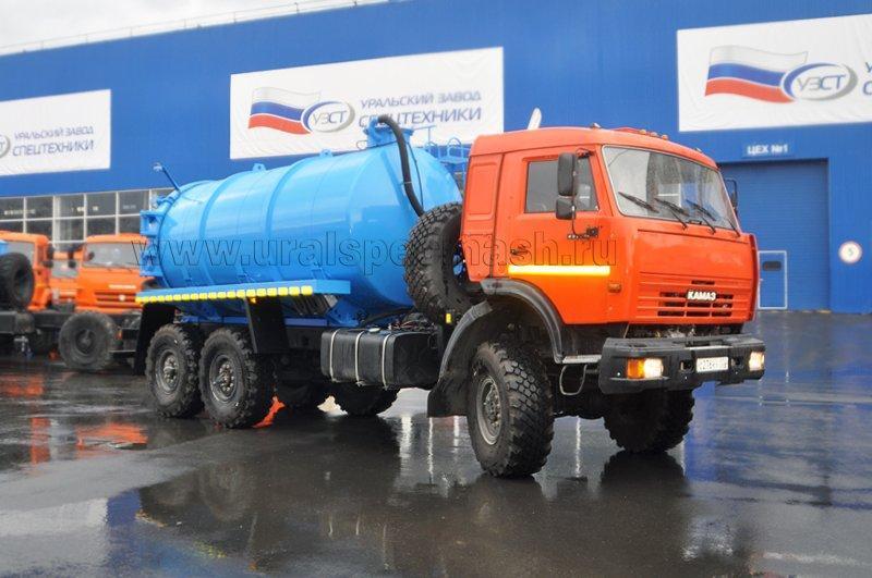 МВ-12 Камаз 43118 (ОД, КО-505, сп.м.)