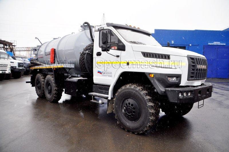 МВ-10 Урал-NEXT 4320-6952-72Е5Г38 (003, ОД, ВК-6М2Н)