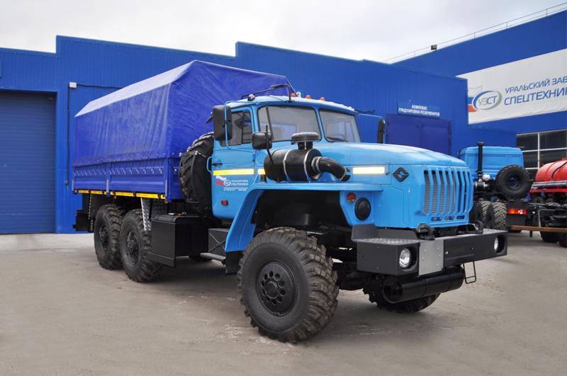 Бортовой Урал 4320-1112-61Е5