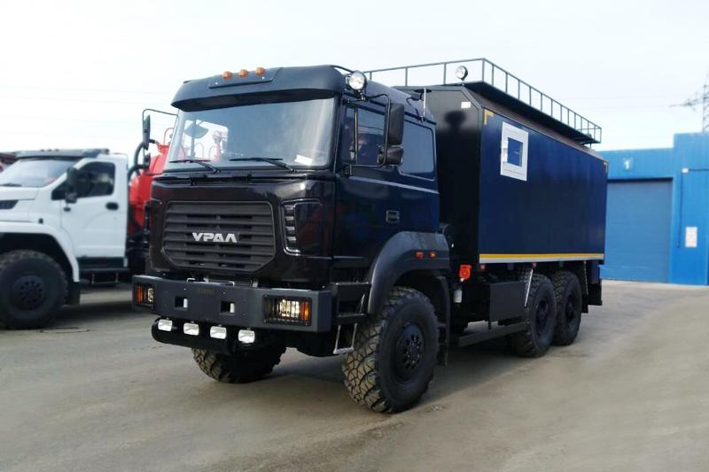 Жилой модуль Урал 4320-4971-80