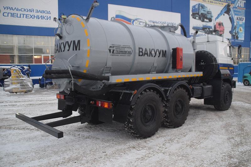 МВ-10 Урал 5557-4112-80Е5 (КО-505)