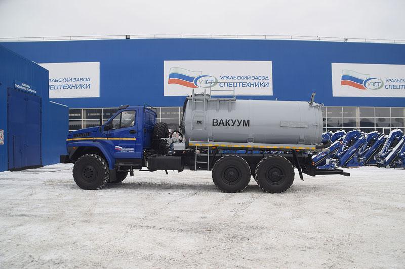 МВ-10 Урал-NEXT 4320-6952-72Е5Г38 с ОД