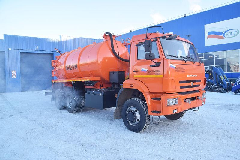 МВ-12 Камаз 65111-3090-50 (ОД, PNR-122)