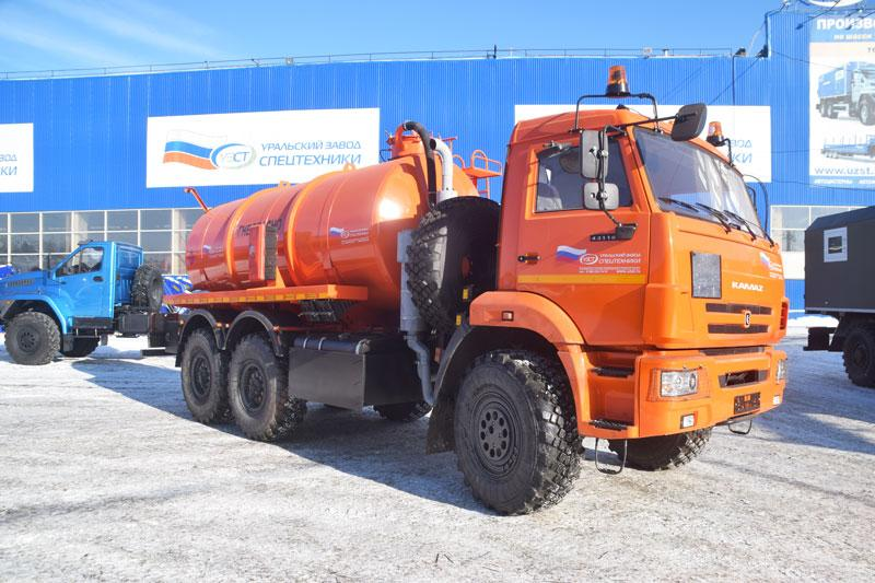 АКН-10 Камаз 43118-3027-50 (PNR-122)