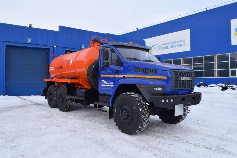 АКН-10 Урал-NEXT 4320-6952-72Е5Г38 (КО-505)