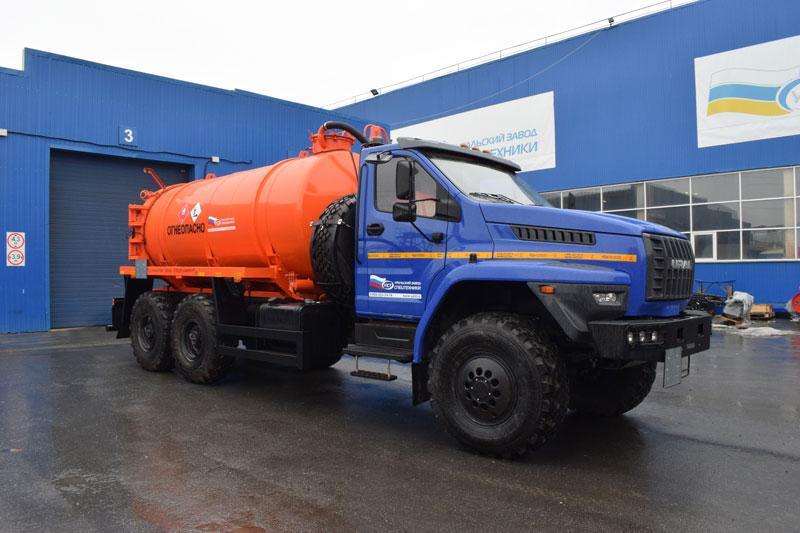 АКН-10 Урал-NEXT 4320-6952-72Е5Г38 (ОД, КО-505)