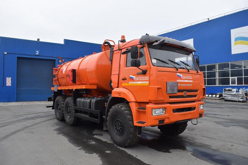 АКН-10 Камаз 43118-3027-50 (ОД, КО-505, сп.м.)