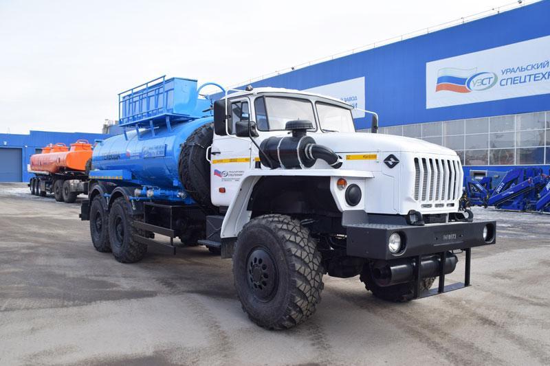 АЦВ-10 Урал 4320-1934-72Е5И03 (001)