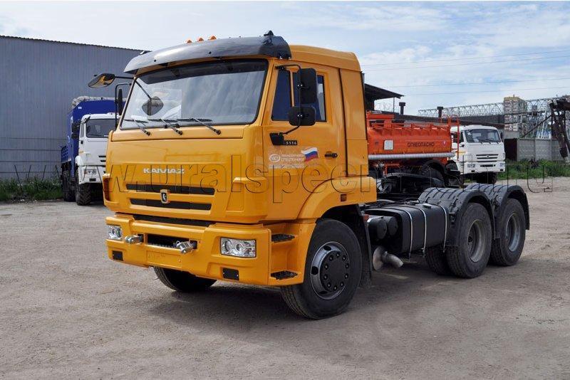 Седельный тягач Камаз 65116-6020-48(A5)