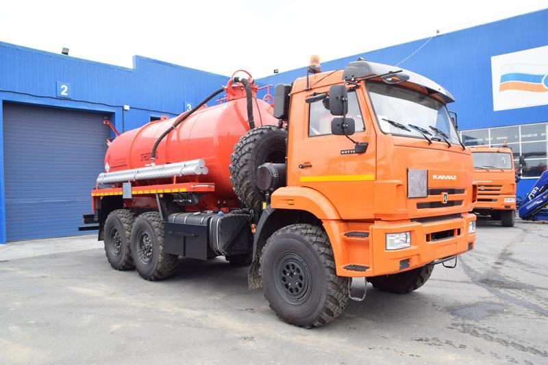 АКН-10 Камаз 43118-3017-50 (PNR-124D)