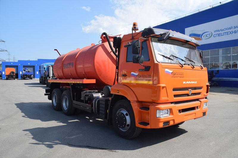 МВ-10 Камаз 65115-3082-50 (КО-505)