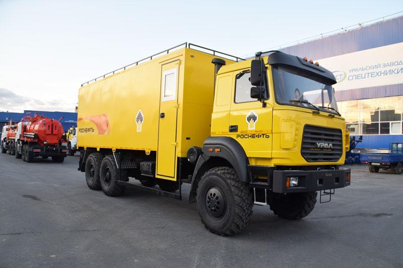 Транспортно-бытовая машина Урал 4320-4952-82Е5 (006)