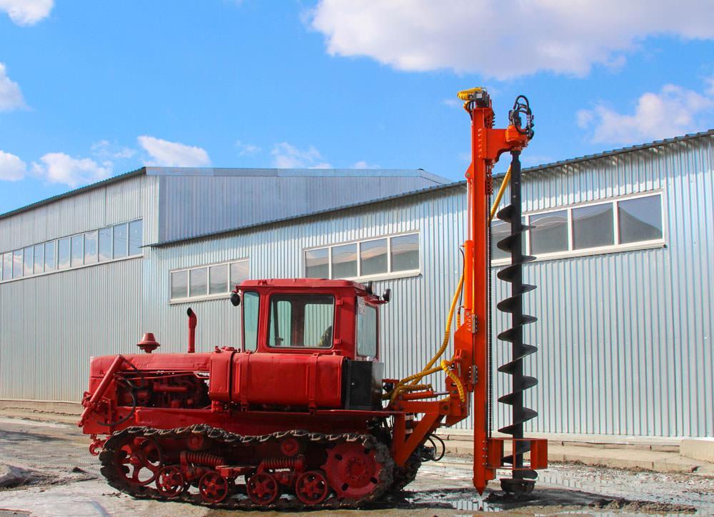 Тракторный буровой навес МБШ-303