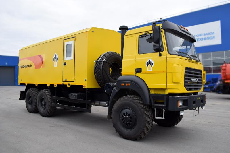 АИС-1 Урал 4320-4952-82Е5 (001)