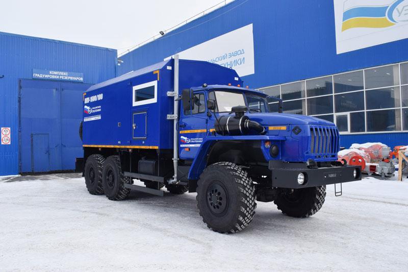 ППУА 1600/100 Урал 4320-1912-60Е5 (насос Kopper Pump PL-60)