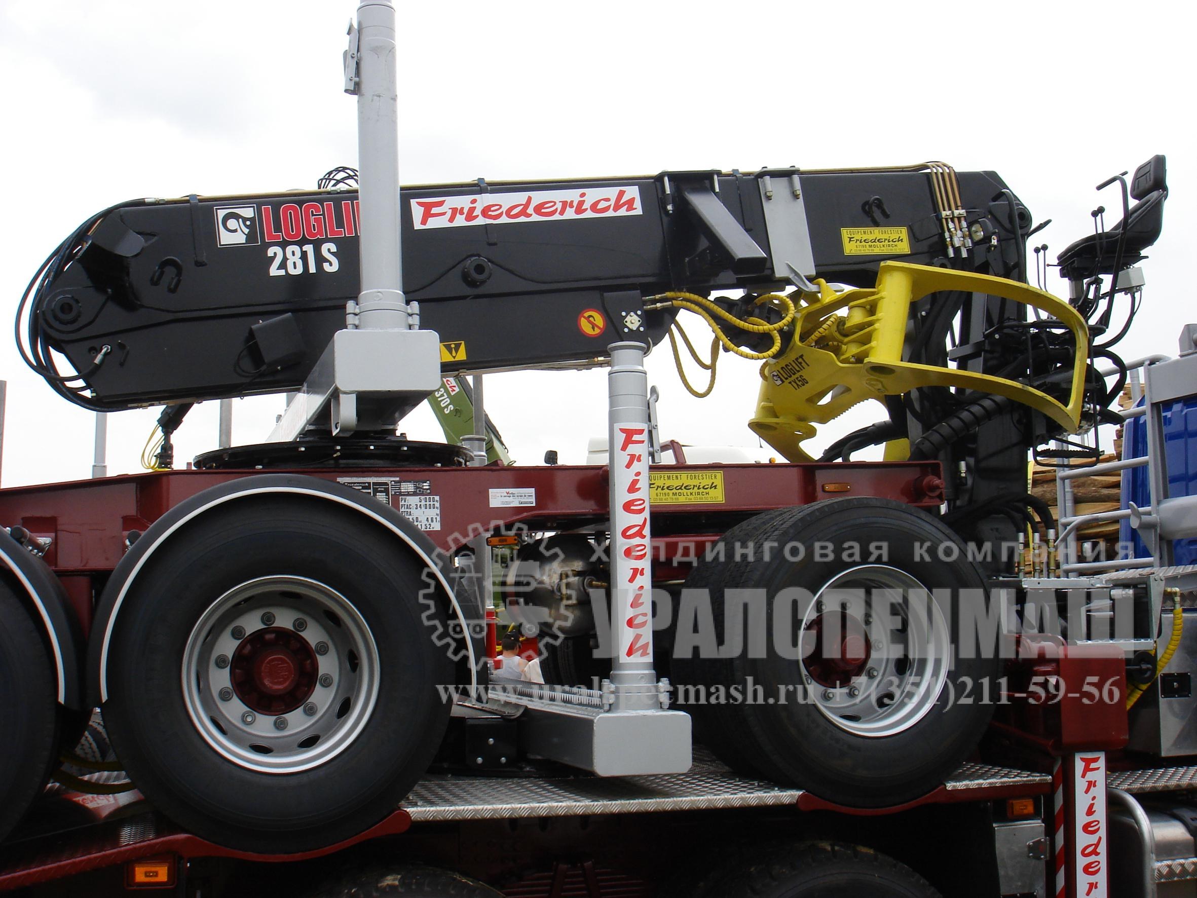 LOGLIFT F 281 S 91