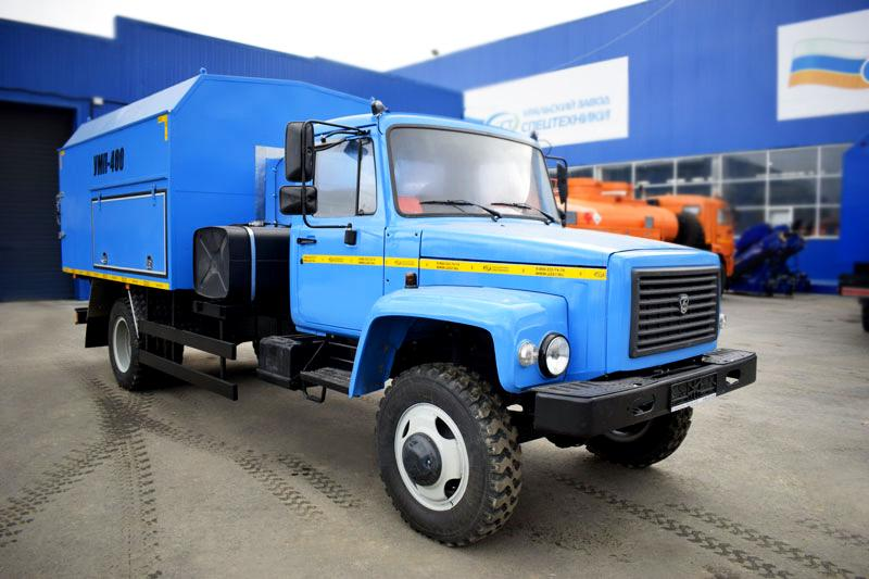 УМП-400 ГАЗ 33086 (003)
