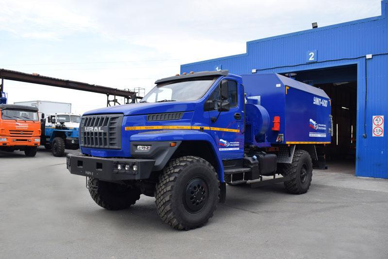 УМП-400 Урал-NEXT 43206-6152-71Е5Г38 (001)