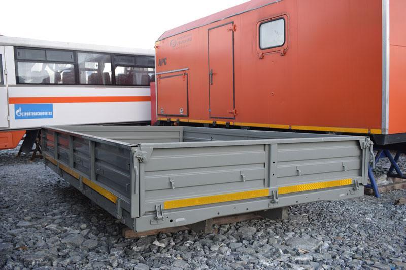 Бортовая платформа (ГАЗ 33086)