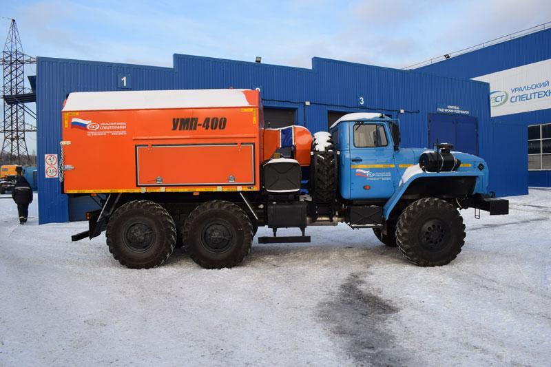 УМП-400 Урал 4320-1112-61Е5 (011)