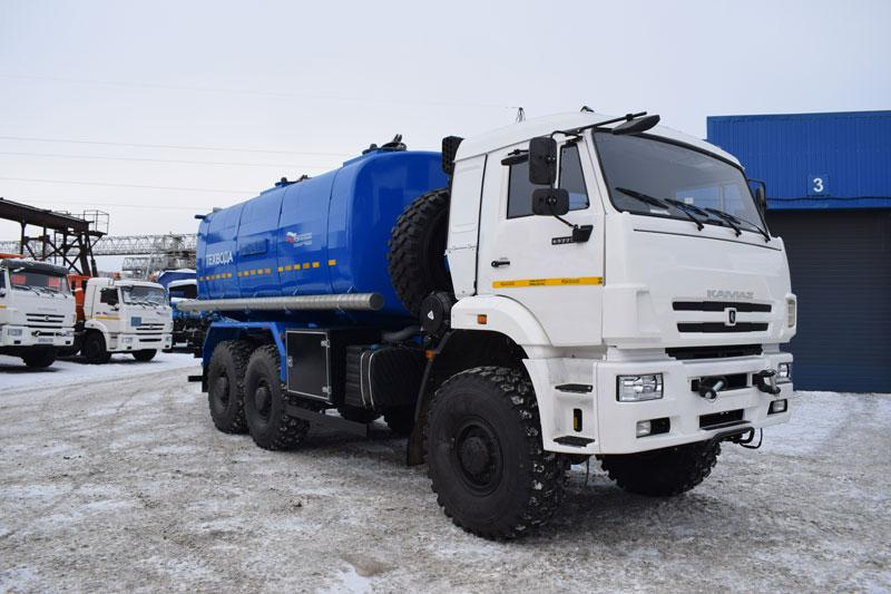АЦВ-20 Камаз 65222-3010-53 (001)