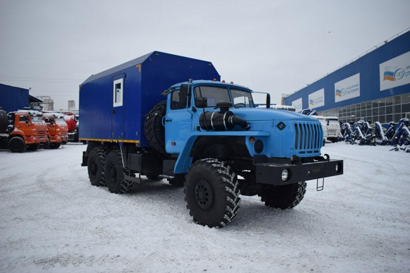 АИС-1 Урал 4320-1112-61Е5 (002, D=2мм, L=4000м)