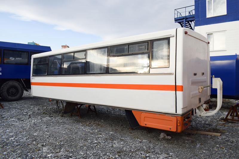 Навеска вахтовый автобус ВА Нефаз – 28 мест