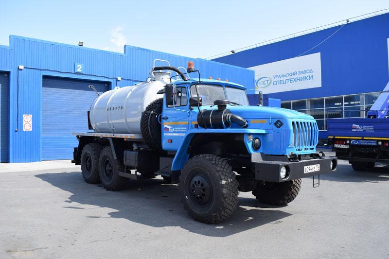 МВ-8 Урал 5557-1112-60Е5 (001, КО-505)