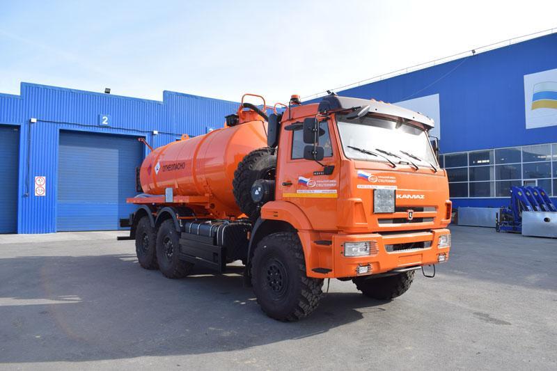 АКН-10 Камаз 43118-3027-50 (004, PNR-124D)