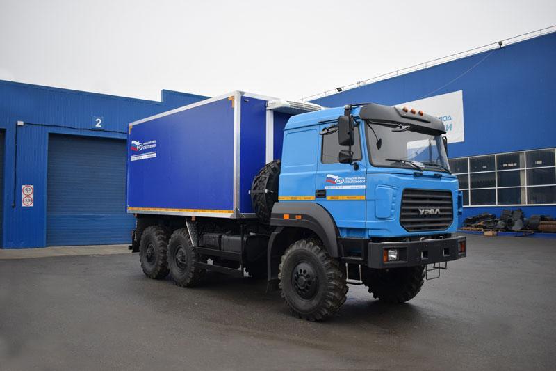 Фургон общего назначения Урал 4320-4512-81Е5