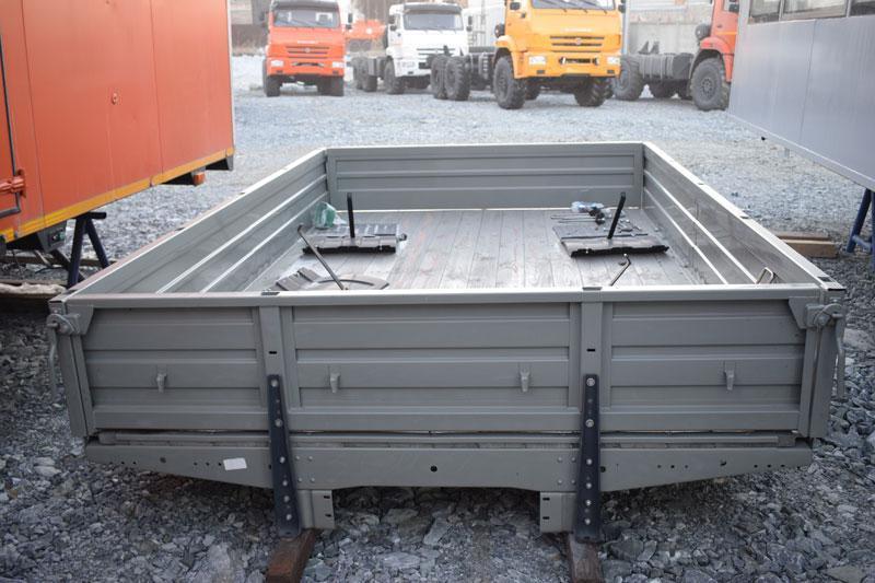 Бортовая платформа (ГАЗ C41R13 NEXT)