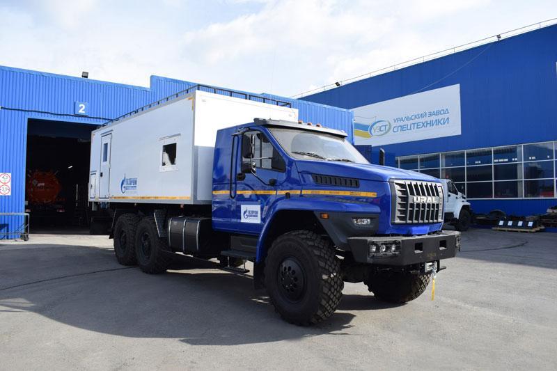 Транспортно-бытовая машина Урал-NEXT 4320-6951-74Е5Г38 (C010)