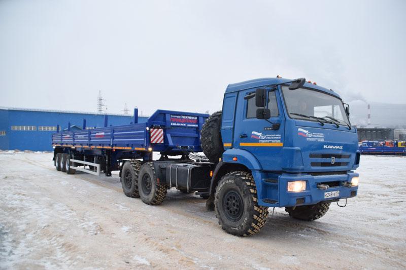 Бортовой полуприцеп марки УЗСТ ППБ-9178-024Б3-40 (35,5 т.)