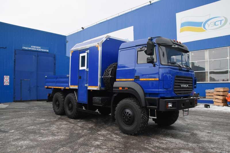 ГПА Урал 5557-4512-80Е5 – 6+2 места