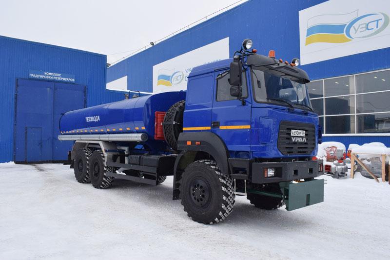 АЦВ-12 Урал 4320-4972-80Е5 (002)