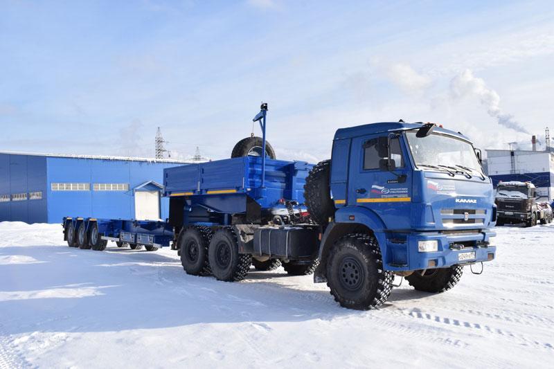 Полуприцеп-контейнеровоз марки УЗСТ 9177-043В3-10 (30 т.)