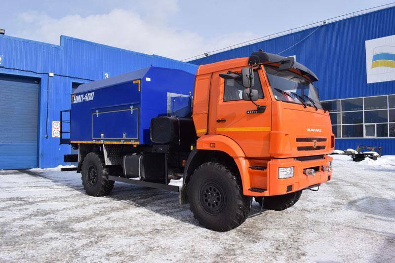 УМП-400 Камаз 43502-3036-66(D5) (004-20, сп.м.)