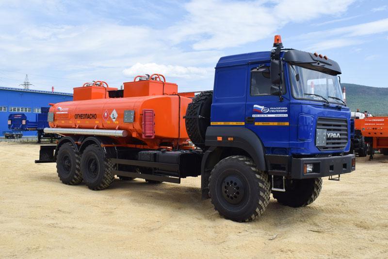 АЦ-11 Урал 4320-4972-80Е5