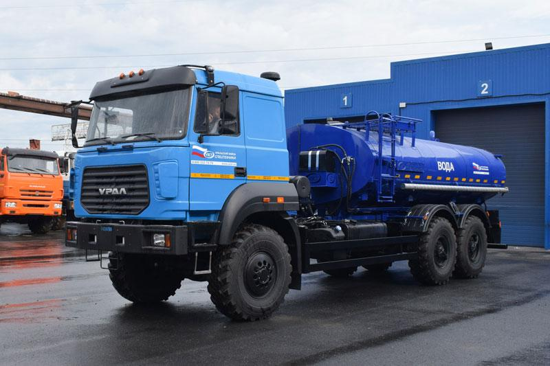 АЦПТ-10 Урал 4320-4972-82Е5 (038)