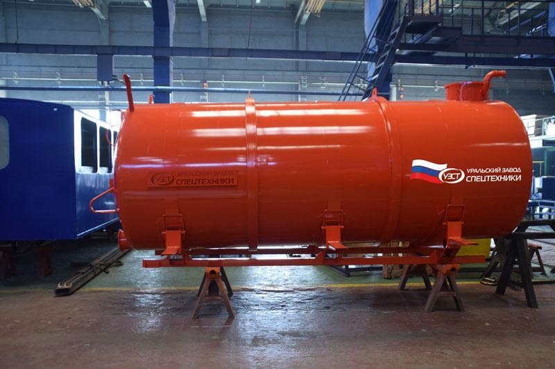 Калибровка резервуаров для нефтепродуктов