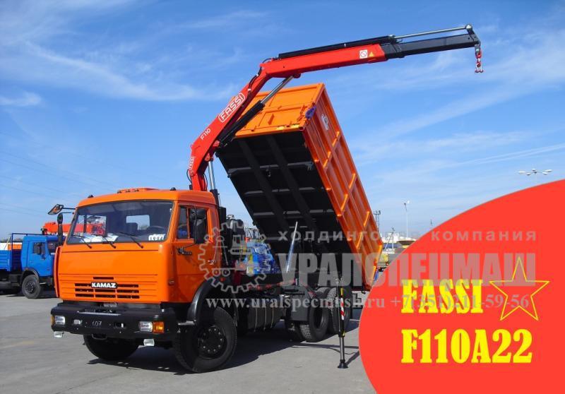 Fassi F110A