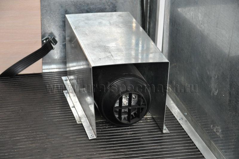 Установка отопителя Планар 4Д 24В