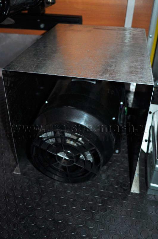 Установка отопителя Планар 8Д 24В
